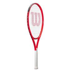 Wilson Roger Federer Junior Tennis Racquet Red 26in, Red, rebel_hi-res