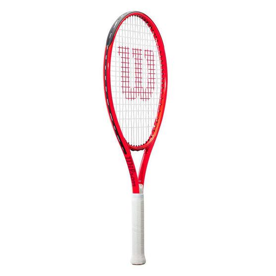 Wilson Roger Federer Junior Tennis Racquet Red 23in, Red, rebel_hi-res
