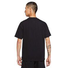 "Giannis ""Freak"" Mens Premium Basketball Tee Black S, Black, rebel_hi-res"