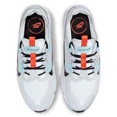 Nike Air Max Infinity 2 Womens Casual Shoes, White/Black, rebel_hi-res