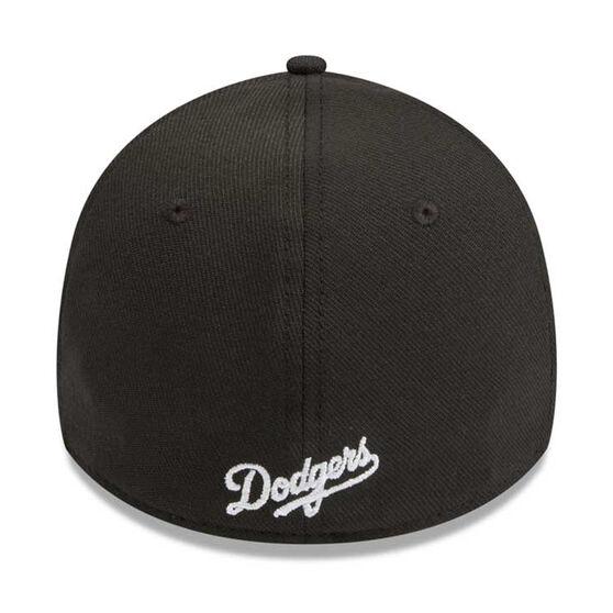 Los Angeles Dodgers 39THIRTY Black White Cap Black / White M / L, Black / White, rebel_hi-res