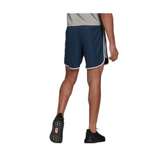 adidas Mens Marathon 20 Running Shorts, Navy, rebel_hi-res
