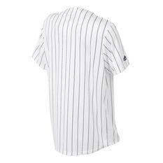 New York Yankees Mens Replica Jersey White White S, White, rebel_hi-res