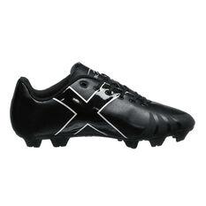 X Blades Young Jet Junior Football Boots Black/Black US 1 Junior, , rebel_hi-res