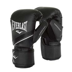 Everlast Advanced Everstrike Training Boxing Gloves Black S / M, Black, rebel_hi-res