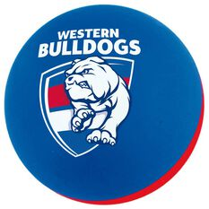 Western Bulldogs High Bounce Ball, , rebel_hi-res