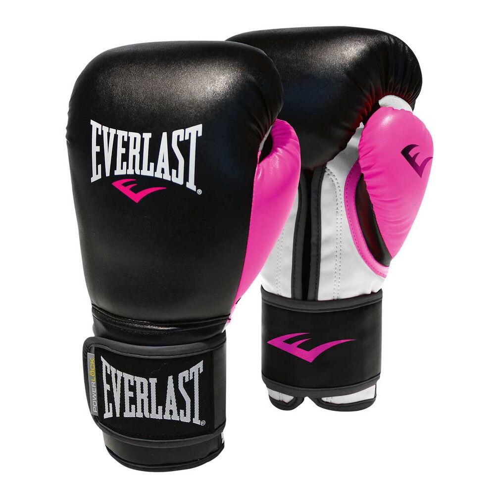 Shiv Naresh Teens Boxing Gloves 12oz: Everlast Powerlock Training Boxing Gloves
