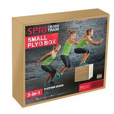 SPRI Cross Train Pylo Box Small Small, , rebel_hi-res