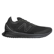 New Balance Echo Mens Running Shoes Black US 7, Black, rebel_hi-res