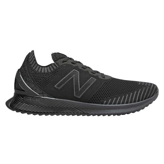 New Balance Echo Mens Running Shoes, Black, rebel_hi-res