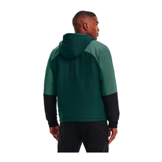 Under Armour Mens Sky Insulate Jacket, Green, rebel_hi-res