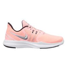 Nike In Season TR 8 Womens Training Shoe Pink / Green US 6, Pink / Green, rebel_hi-res