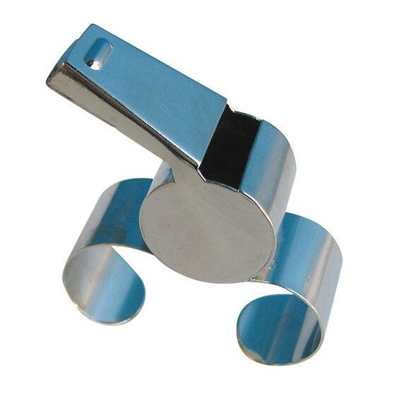 Reliance Brass Fingergrip Whistle, , rebel_hi-res