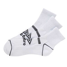 Umbro Quarter Crew Socks, , rebel_hi-res