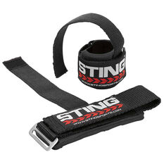 Sting Power Pro Lifting Straps, , rebel_hi-res