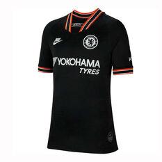 Chelsea FC 2019/20 Kids 3rd Jersey Navy S, Navy, rebel_hi-res