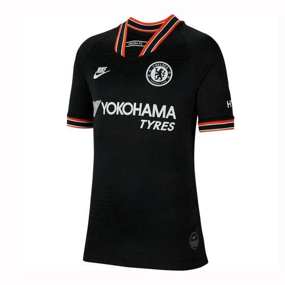 Chelsea FC 2019/20 Kids 3rd Jersey, Navy, rebel_hi-res
