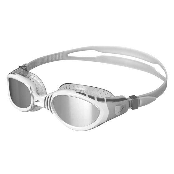 Speedo Futura Biofuse Flexiseal Mirror Swim Goggles, , rebel_hi-res
