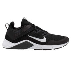 Nike Legend Essential Mens Training Shoes Black / White US 7, Black / White, rebel_hi-res