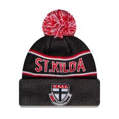 St. Kilda Saints New Era Supporter Beanie, , rebel_hi-res