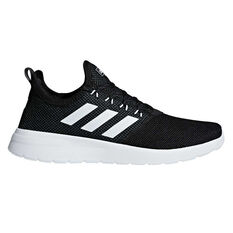 adidas Lite Racer Reborn Mens Casual Shoes Black / Grey US 7, Black / Grey, rebel_hi-res
