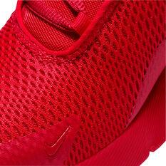 Nike Air Max 270 Kids Casual Shoes, Red/Black, rebel_hi-res