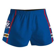Cougar Sportswear V.C.F.L Training Shorts Royal Blue S, Royal Blue, rebel_hi-res