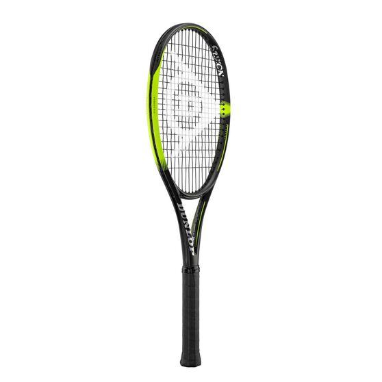 Dunlop SX300 Tennis Racquet, Black / Yellow, rebel_hi-res