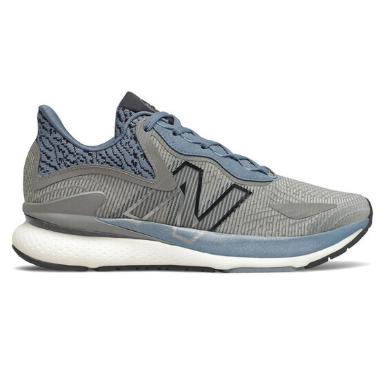 New Balance FuelCell Lerato Mens Running Shoes, Grey, rebel_hi-res