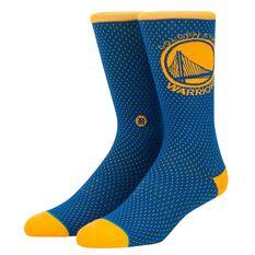 Stance Mens Golden State Warriors Jersey Sock, , rebel_hi-res