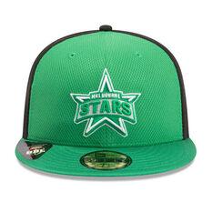 Melbourne Stars New Era 59FIFTY Home Cap Green 7 1 / 4in, Green, rebel_hi-res