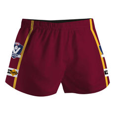 Cougar Sportswear V.C.F.L Training Shorts Maroon XS, Maroon, rebel_hi-res