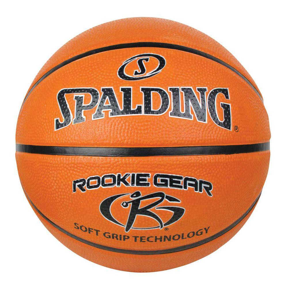 Spalding Rookie Gear Basketball Orange 5