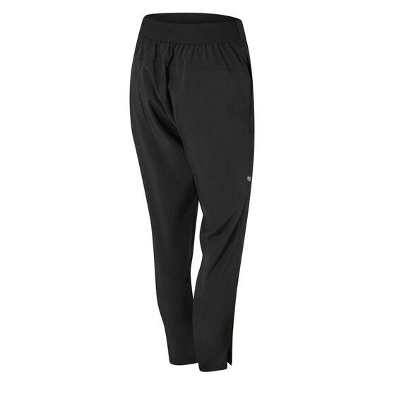 Ell & Voo Womens Alana Woven Pants, Black, rebel_hi-res