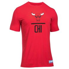 Chicago Bulls Mens Basketball Tee, , rebel_hi-res