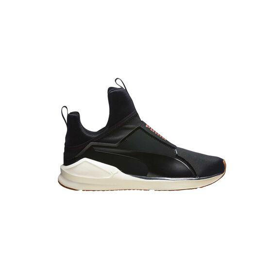 a34ecb760ec947 Puma Fierce Velvet Rope Womens Training Shoes Black   White US 11 ...