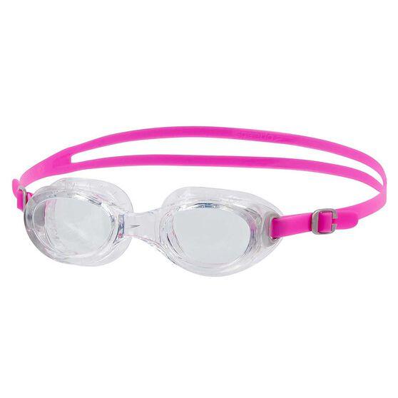 Speedo Futura Classic Womens Swim Goggles Pink, , rebel_hi-res