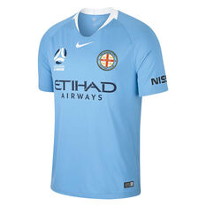 Melbourne City 2018 / 19 Mens Home Jersey, , rebel_hi-res