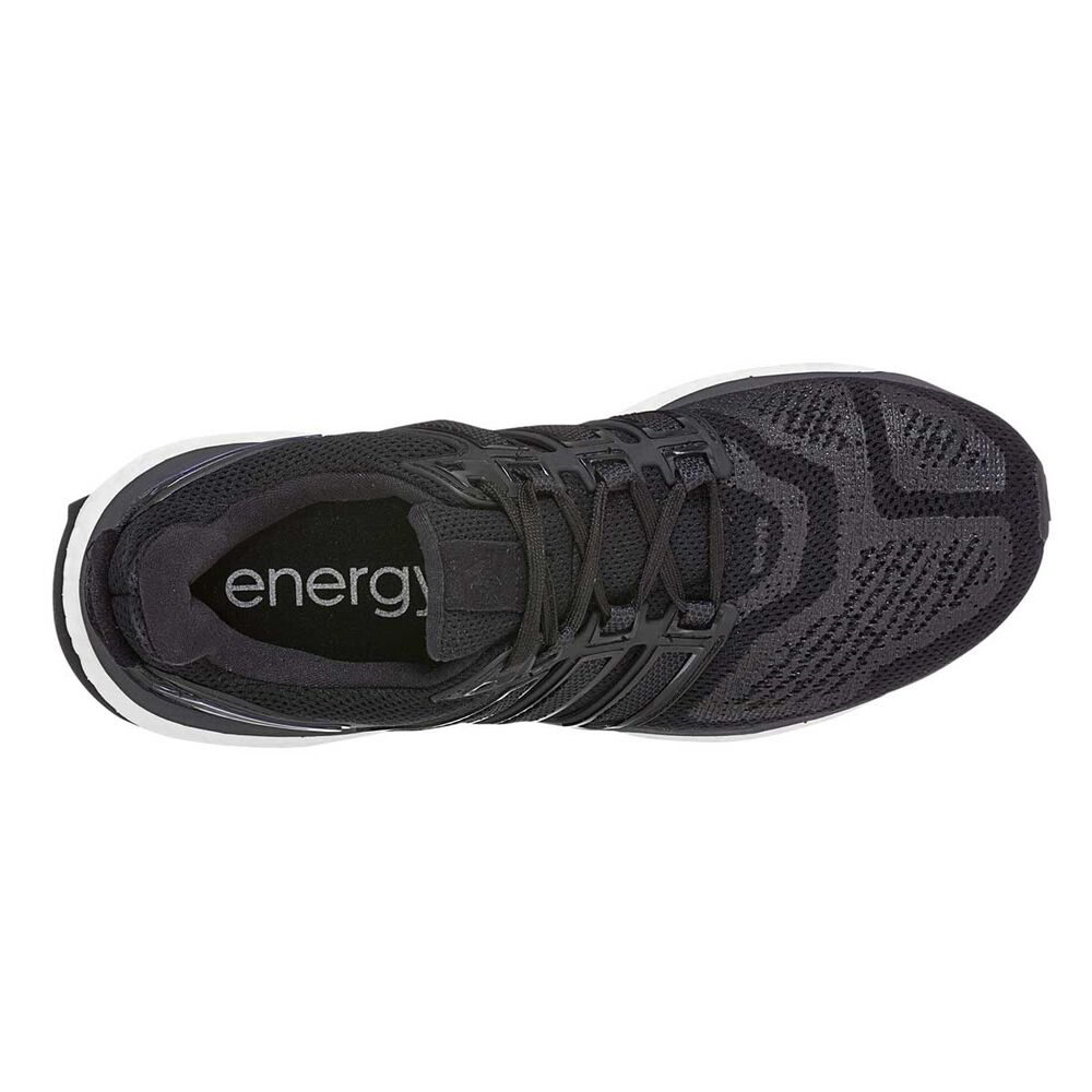 d6eb19e89bd adidas Energy Boost 3 Womens Running Shoes Black US 7