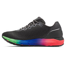 Under Armour HOVR Sonic 4 Womens Running Shoes Grey/Pink US 6, Grey/Pink, rebel_hi-res