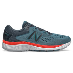 New Balance Vaygo 2E Mens Running Shoes Green/Black US 7, Green/Black, rebel_hi-res