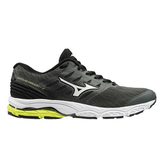 Mizuno Wave Prodigy 2 Mens Running Shoes, Black, rebel_hi-res