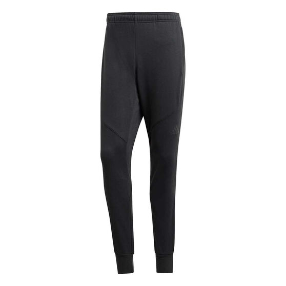 adidas Mens Prime Workout Pants, Grey, rebel_hi-res