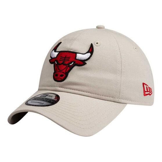 Chicago Bulls New Era 9TWENTY Stone Cap, , rebel_hi-res