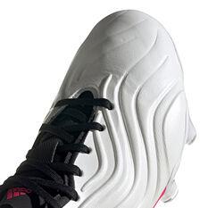 adidas Copa .1 Football Boots, White, rebel_hi-res