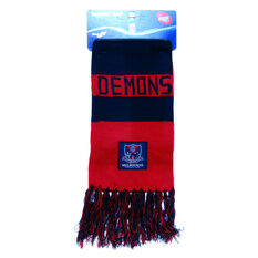 AFL Melbourne Demons Supporter Scarf, , rebel_hi-res