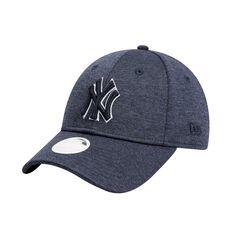 New York Yankees Womens New Era 9FORTY Shadow Cap, , rebel_hi-res
