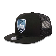 Sydney FC New Era 2018/19 9FIFTY Trucker Cap, , rebel_hi-res