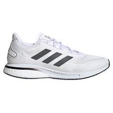 adidas Supernova Mens Running Shoes White/Grey US 7, , rebel_hi-res