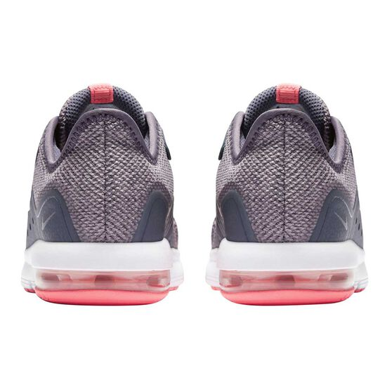 brand new 406b4 6e63e Nike Air Max Sequent 3 Junior Girls Running Shoes Carbon  Grey US 1, Carbon